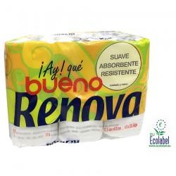 P. Higiénico Renova Olé 12R...