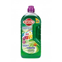 Detergente Gel Liq.Colors...