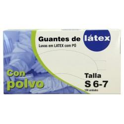 Luva Latex Quatro Gasa T-S...