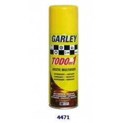Lubrificante Garley 270cc cx 8
