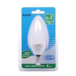 Lampada LED C37 E14 5W (...