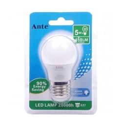 Lampada LED G45 E27  5W (...