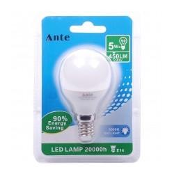 Lampada LED G45 E14  5W (...