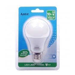 Lampada Led A60 E27 10W cx 24