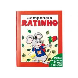 LIVRO RATINHO COMPENDIO CX 25