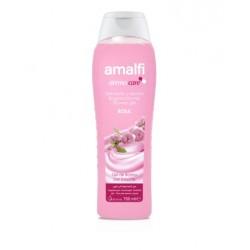 Gel Banho Suave Rosa Amalfi...