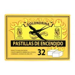 Acendalhas Golondrina 32...