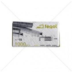 141-CX.1000 AGRAFES Nº10...