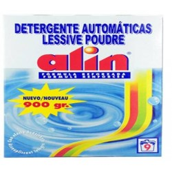 Detergente Pó Alin 900gr  C/14