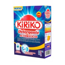 Kiriko Pó Máquina 400 g  c/12