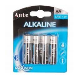 Pilha Alcalina ANTE LR 6 AA...